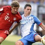 Bundesliga: Empate del Bayern y goleada del Dortmund con póker de Aubameyang