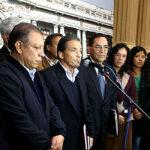 Frente Amplio confirma que acudirá al diálogo con Mandatario