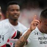 YouTube: Mira el 'show' de Christian Cueva en goleada del Sao Paulo al Corinthians