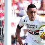 Vídeo: Mira el gol de Cristian Cueva en goleada 4-0 de Sao Paulo a Corinthians