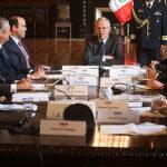 Comisión Presidencial de Integridad entregó avance de informe final