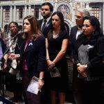 Día de la Eliminación de la Violencia contra la Mujer: Congresistas respaldan marcha