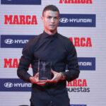 Cristiano, Suárez, Morata y Simeone obtienen Premio Marca 2015/2016