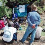 Apurímac: Productores aprenden a controlar plagas en escuela del SENASA