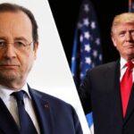 """Hollande llamará este viernes a Trump para hablar """"francamente"""""""