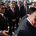 Ollanta Humala declara ante Fiscalía por caso Gaseoducto