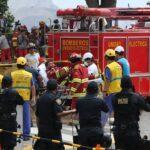 Callao: Incendio consume varias viviendas en Puerto Nuevo