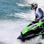 Polar subcampeón mundial de motos acuáticas