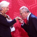 APEC: Lagarde asegura que es optimista con la economía peruana