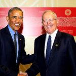 Gobierno y Obama conversaron sobre impacto positivo de TLC