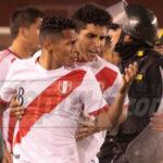 YouTube: Mira el vergonzoso final del partido Sub-20 de Perú y Paraguay