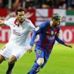 Liga Santander: Barcelona de visita vence a Sevilla por la fecha 11