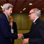 APEC 2016: Canciller Ricardo Luna se reunió con John Kerry