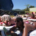 La 'marquinha': moda brasileña que adapta a las mujeres a tomar el sol