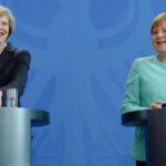 """May afirma que su gobierno está """"preparado"""" para iniciar en marzo el brexit"""