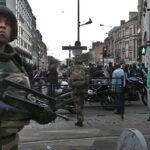 Francia: Frustran atentado terrorista y capturan a 7 sospechosos