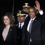 Barack Obama arriba al Perú para asistir a Cumbre APEC