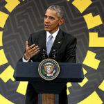 """Obama: """"Realidad"""" forzará a Trump a modificar algunas de sus posturas"""