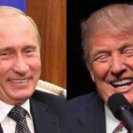 """Vladimir Putin dispuesto a reunirse """"en cualquier momento"""" con Trump"""