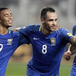 Brasil asegura clasificación y Chile y Argentina reviven (TABLA)