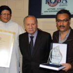 ANP entregó la Pluma de Oro a radio Santa Rosa (VIDEO)