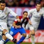 Cristiano Ronaldo: Polémica celebración desata furia de hinchas del Atlético (VIDEO)