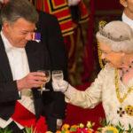 Reino Unido: Isabel II recibió a Santos con un desfile de gala (VIDEO)