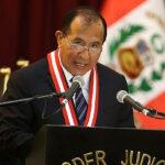 Víctor Ticona es nuevo presidente del Jurado Nacional de Elecciones