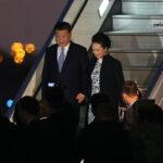 APEC 2016: Presidente de China llega al Perú para asistir a cumbre