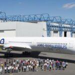 El nuevo Airbus A350-1000 inicia el primer vuelo de prueba en Toulouse