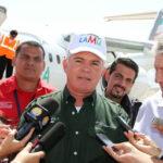 Promesas fallidas y negocios oscuros tras el único avión que volaba LAMIA