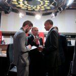 APEC: Breve diálogo entre Barack Obama y Vladimir Putin en Lima  (FOTO)