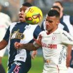 Alianza Lima reclama los tres puntos del clásico