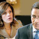 Congresista Vieira pide disculpas a segunda vicepresidenta Mercedes Aráoz