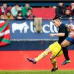 Liga Santander: Atlético de Madrid golea 3 a 0 al Osasuna en Pamplona