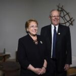 Visita oficial de Kuczinsky a Chile escenifica normalización de relación bilateral
