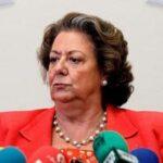 España: La senadora Rita Barberá fallece de un infarto