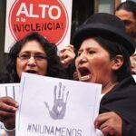 Una de cada tres bolivianas justifica la violencia machista, según encuesta