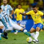 Eliminatorias: Brasil se paseó con Argentina y Messi fue neutralizado, señala prensa