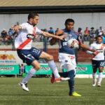 César Vallejo golea 3-0 a Municipal y se aferra a la primera división