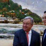 Guterres: China puede ser un intermediario honesto en conflictos