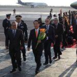APEC 2016: Líder de China Taipei arriba a Perú para cumbre