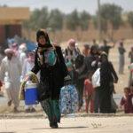 OMS: Temen por vida de civiles atrapados en combates de Mosul