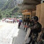 Machu Picchu: Policía y poblador heridos en enfrentamiento (VIDEO)