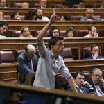 España: Bancada Unidos Podemos no asistirá al saludo protocolar a los Reyes
