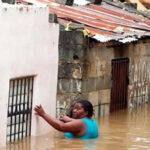 República Dominicana: Nueve mil  evacuados por inundaciones (VIDEO)