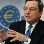 """Draghi: Recuperación mundial seguirá con """"incertidumbres significativas"""""""