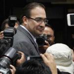 México: Recompensa de 730 mil dólares por prófugo exgobernador (VIDEO)
