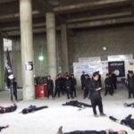 Mosul: Estado Islámico acorralado ejecuta a 52 jóvenes en escuela