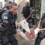 Brasil: Operativo policial en favela deja otros 4 delincuentes muertos